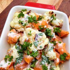 Roasted Vegetables with Tahini Lemon Sauce - The Lemon Bowl