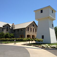 """Silver Oak Winery  Very fun winery to visit in Napa with awesome wines! """"Deep reds and big pours."""""""