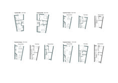 Diagram, Layout, Student Dormitory, Homes, Page Layout