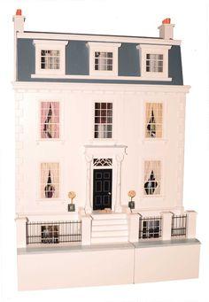 Luxury Children's Furniture & Interiors | Dragons of Walton Street | Georgian Dolls House