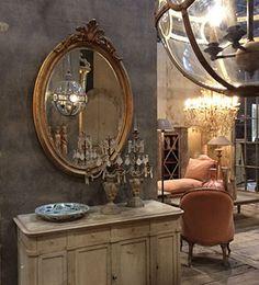 EMPREINTE BAROQUE | Accessoires de décoration d'intérieur chez Westwing