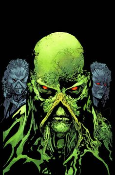 Swamp Thing #Annual #2 #DC #New52 #SwampThing (Cover Artist: Travel Foreman) On Sale: 10/30/2013