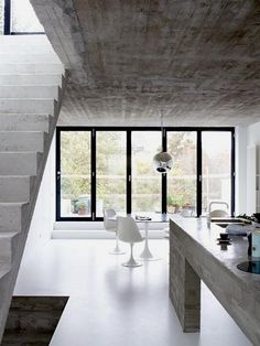 concrete  -  Interior Design - Home Decor - #design #decor #interiordesign