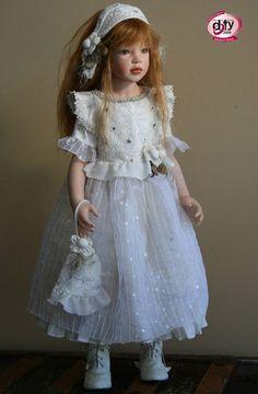 Himstedt Kuki Attractive And Durable Dolls & Bears Art Dolls-ooak