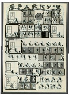 Chris Ware - Sequential art/information graphics/storytelling