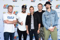 Look at them all. | We Need To Talk About The Backstreet Boys