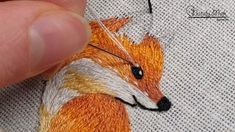 Hand embroidery tutorial for beginners. Here you find stitch embroidery: straight stitch, back stitch,satin stitch. It is basic embroidery hoop art. Advanced Embroidery, Hand Embroidery Tutorial, Simple Embroidery, Embroidery Patterns Free, Embroidery For Beginners, Hand Embroidery Patterns, Embroidery Techniques, Beaded Embroidery, Cross Stitch Embroidery