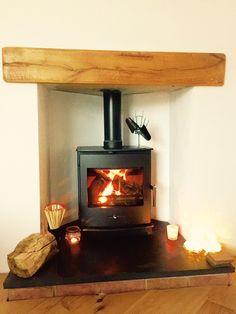 Oak Fire Place Beam - handmade at Celtic Oak - Penclawdd Fireplace Beam, Range Cooker, Ceiling Beams, Solid Oak, Celtic, Home Appliances, Flooring, Wood, Places