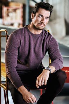 David Gandy for Marks & Spencer - Fall 2015.