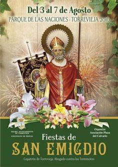Fiestas de San Emigdio 2016