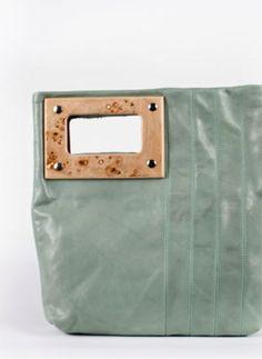 maple handled bag