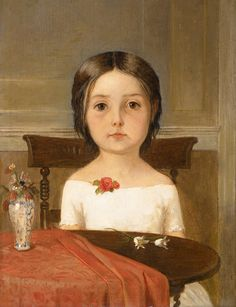 Ford Madox Brown - Millie Smith 1846