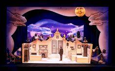 peter pan play set designs | Scenic Designer, Stage designer, Portfolio,o Scene Design Portfolio ...