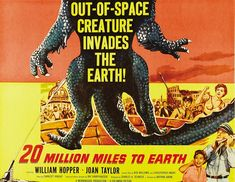 """Podcast # 661 – """"20 Million Miles to Earth"""" – 1712.10"""