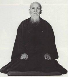 Kaiso Sensei #osensei#aikido
