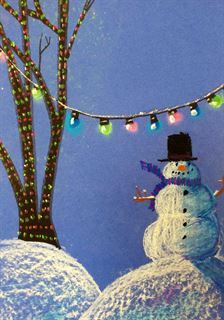Check out student artwork posted to Artsonia from the Snowmen at Nightime project gallery at Rena Elementary.