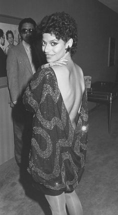 Debbie Allen, the Houston-born dancer, actress and director extraordinaire turned 63 today! In this 1984 photo, she is attending the NAACP Image Awards on December 4, 1984 at the Dorothy Chandler Pavilion in Los Angeles. Photo by Ron Galella/WireImage.