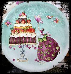 Pie para tortas