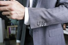 Men's made-to-measure suit