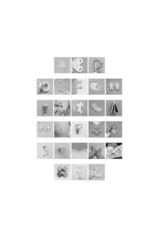 CIJ ChristmasinJuly Full Alphabet ABC Baby by AlphabetArtPrints