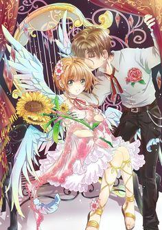 Little Wolf & Cherry Blossom