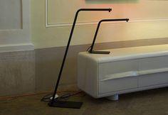 Colibri reading light by Martinelli Luce Standing Lamps, Minimalist Design, Lighting, Reading, Inspiration, Home Decor, Biblical Inspiration, Minimal Design, Decoration Home