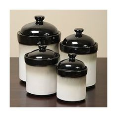 103 Best Kitchen Canisters Images In 2013 Kitchen