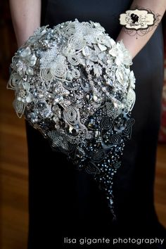 Vintage inspired 1920's Hollywood Glamour beaded