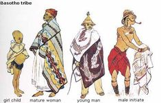 Fantastische Welten Fantastic Worlds African Traditional Wear, Traditional Outfits, African Culture, African History, African Quilts, Xhosa, World Thinking Day, Indigenous Tribes, Black History