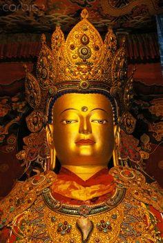 8th century Buddhist Monestry, Samye Gompa. Tibet