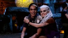 #addison and wyatt | Explore Tumblr Posts and Blogs | Tumgir Zombie Disney, Zombie 2, Disney Channel Movies, Disney Movies, 2 Movie, Movie Stars, China Anne Mcclain Instagram, Meg Donnelly, Anime City