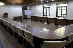 Now, you can arrange meetings and conference in your vacation. Yha, SilverHillsHotels is providing luxury resorts with big conference halls.