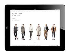 Margaret Howell - Webpage   Design: UI/UX. Apps. Websites   Studio Small  