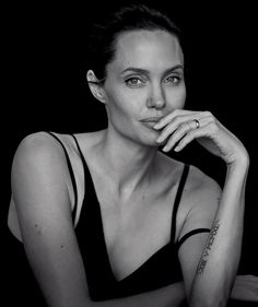 WSJ. Magazine | The Examined Life of Angelina Jolie Pitt By JULIA REED |  PHOTOGRAPHS BY PETER LINDBERGH