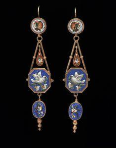 Explore the Cincinnati Art Museum Collection - Cincinnati Art Museum Unusual Jewelry, Cute Jewelry, Jewelry Accessories, Fashion Accessories, Fashion Jewelry, Jewelry Design, Victorian Jewelry, Antique Jewelry, Vintage Jewelry
