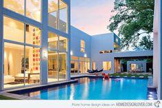 15 Modern Inground Pools to Love