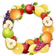 – Food Objects Фрукты и овощи Fruits Illustration. Fruit Illustration, Food Illustrations, Tectonique Des Plaques, Salad Design, Pure Coconut Water, Apple Background, Fruit Logo, Farm Logo, Fruit Photography