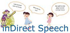 Pengertian Dan Bentuk Indirect Speech (Kalimat Tidak Langsung) - https://www.bahasainggrisoke.com/pengertian-dan-bentuk-indirect-speech-kalimat-tidak-langsung/