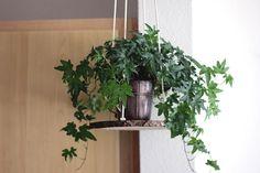 Как да си направите висяща поставка за растения - GranDecor