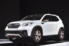 2018 Subaru Forester Future Concept