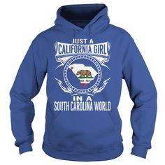 Just a California Girl in a South Carolina World