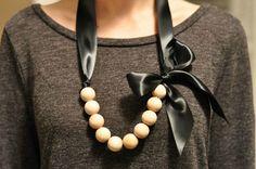 10 DIY Beaded Necklaces You *Won't* Find at Mardi Gras via Brit + Co.