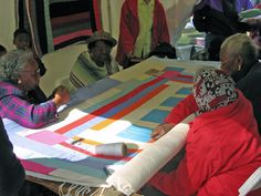 gee's bend quilts | BHM: African American Women Quilters as Herstorians and Keepers of Our ...