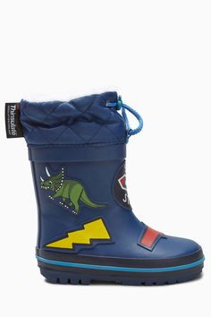Buy Cuff Wellies (Younger Boys) from the Next UK online shop