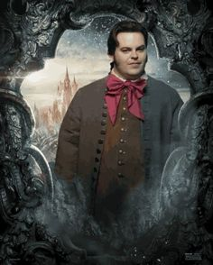 """Josh Gad as LeFou 