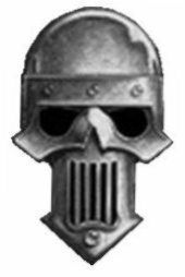 Iron Warriors Pre-Heresy Legion Badge
