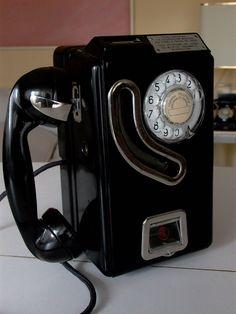 Telefono de fichas