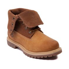 Shop for Womens Timberland Suede Roll Down Boot in Wheat at Journeys Shoes. Shop today for the hottest brands in mens shoes and womens shoes at Journeys.com.This season, try some suede womens boots with attitude. These boots feature easy roll-top styling thats the perfect finish to a pair of jeans or leggings - pull them on for a look thats casually carefree.  Details Premium full-grain leather and suede uppers Leather is from a tannery rated Silver by the Leather Working Group for its ...