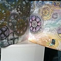 The Time Chamber Coloring Book