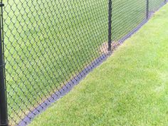 How To Fix The Bottom Of A Chain Length Fence To Keep Dogs